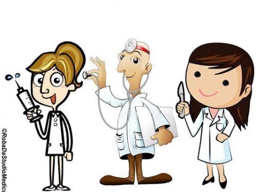 La prescrizione dello specialista che fa sorridere…
